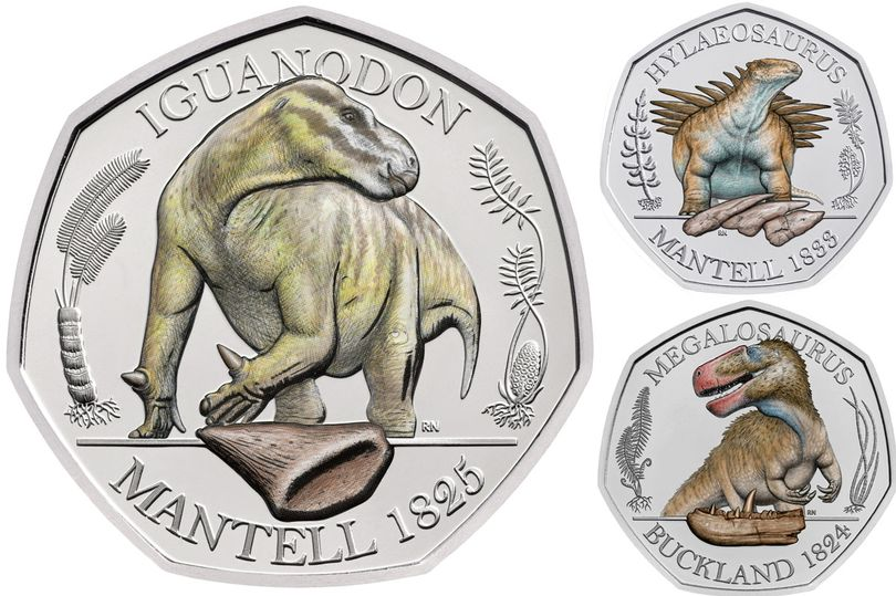 The coins will range from £10 to up to £945 for limited-run, gold-proof editions (Image: Royal Mint)