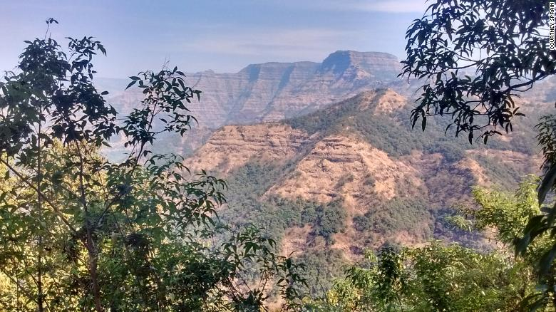 The Deccan Traps are in present-day India.