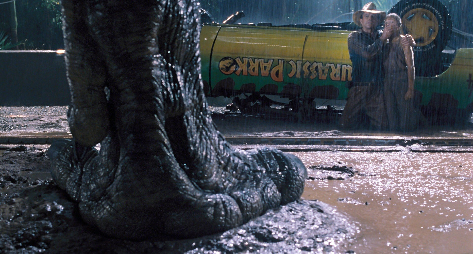 We could have had a 'Goth-rassic' Park