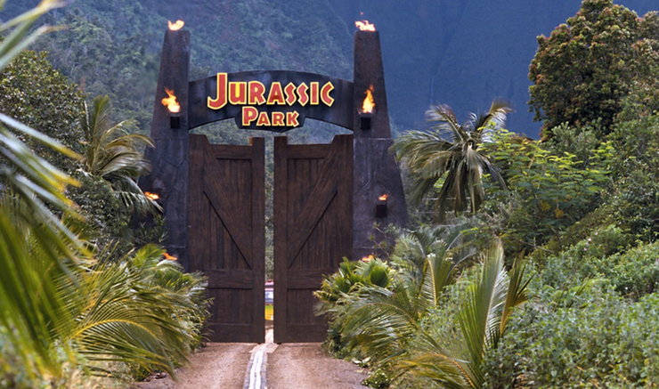 22 Jurassic Park References in Jurassic World