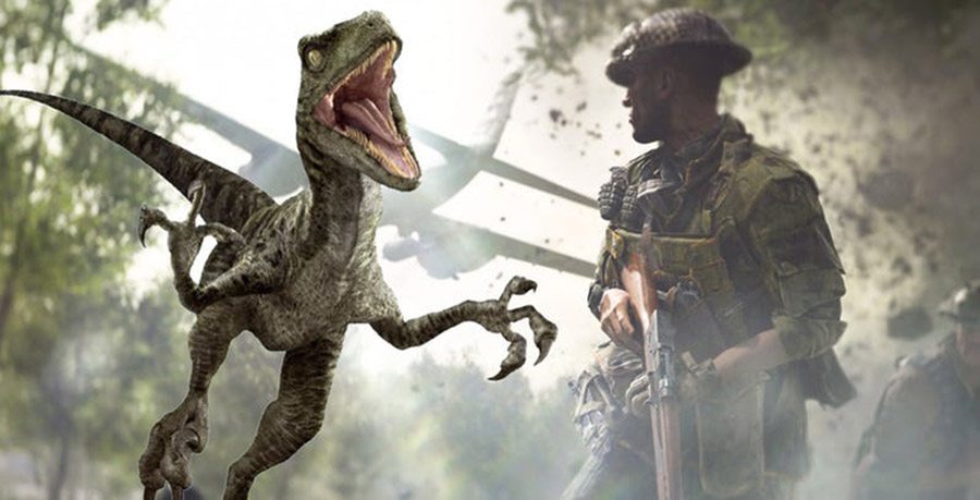 Rumor: Dinosaurs Are Coming To Battlefield V