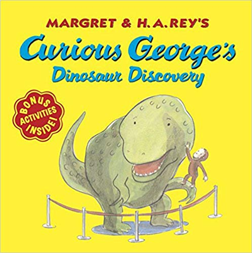 Curious George's Dinosaur Discovery Paperback – April 10, 2006