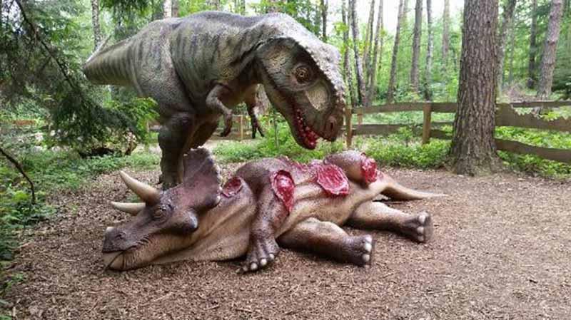 Dino park - Dinosaur Fan have to visit