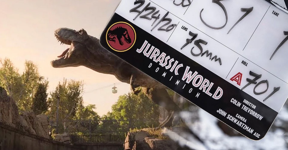 Next 'Jurassic World' Movie Is Called 'Dominion'