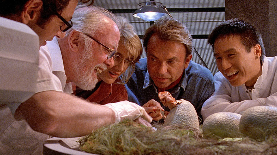 Many Paleontologists Today Are Part Of The 'Jurassic Park' Generation