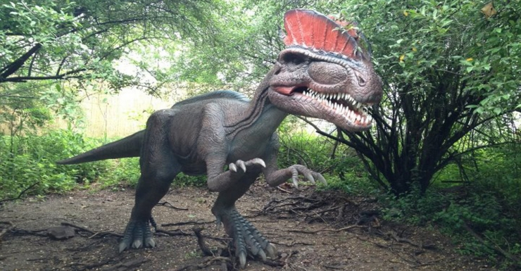 Field Station Dinosaurs Set to Open at Overpeck Park in Leonia, NJ