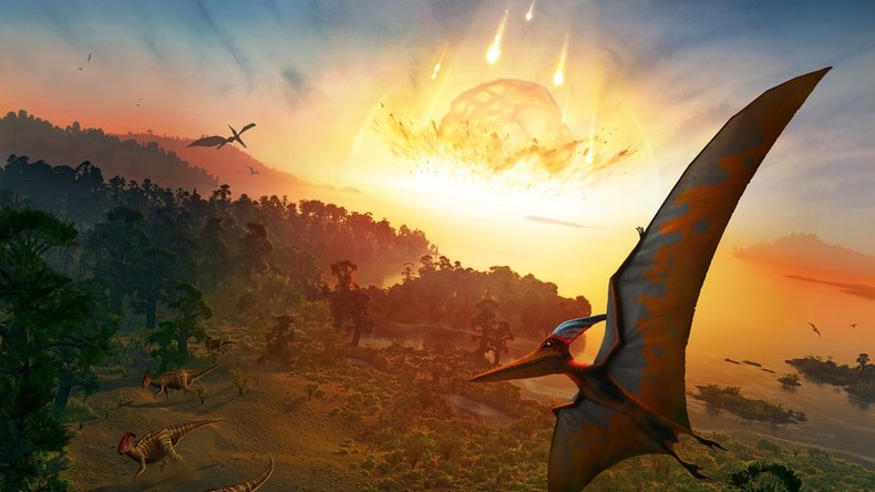 Humans Wouldn't Exist if Dinosaur-Ending Asteroid Hadn't Struck Where it Did