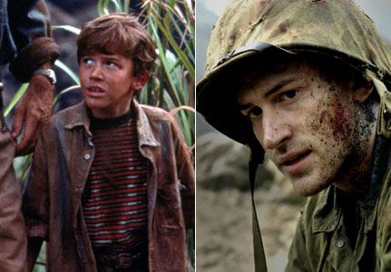 Joseph Mazzello: The Kid from 'Jurassic Park' Stars in Spielberg's 'The Pacific'