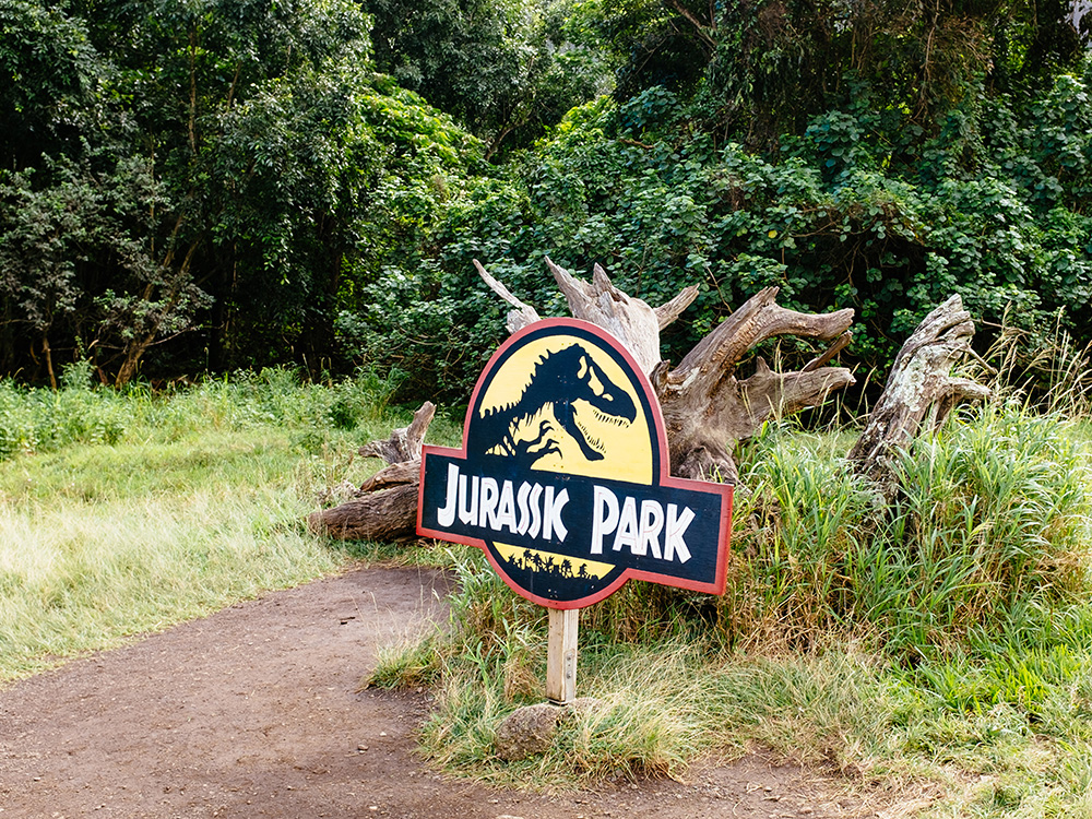9 Jurassic Park Filming Locations