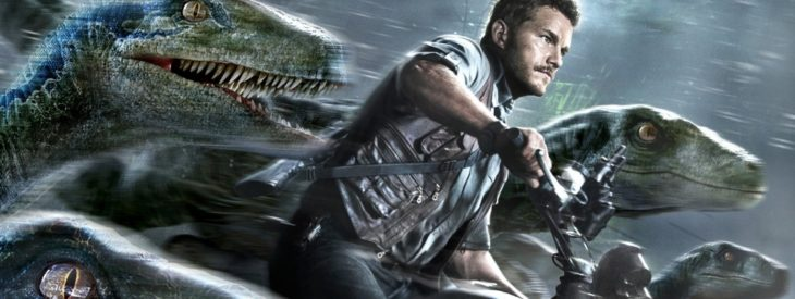 Jurassic World 2: Blue Is Back!