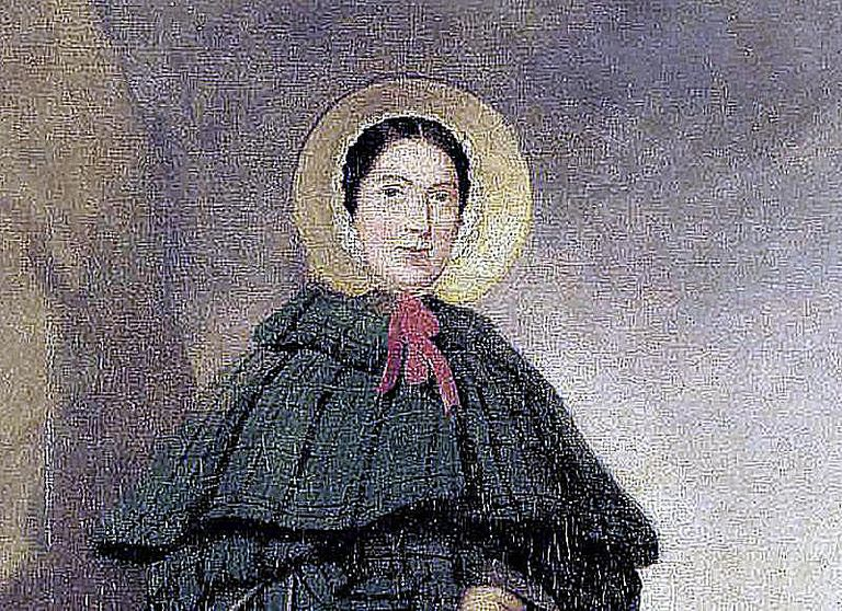 Mary Anning (Wikimedia Commons).
