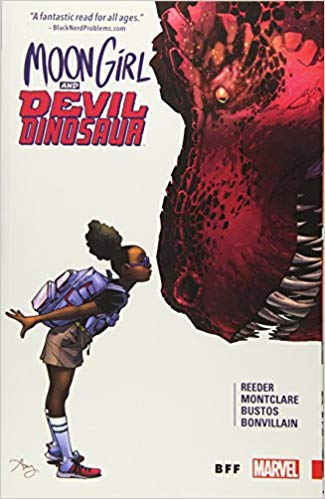 Moon Girl and Devil Dinosaur Vol. 1: BFF Paperback – July 5, 2016