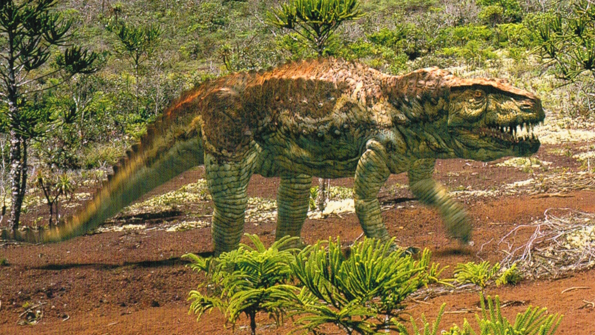 Postosuchus | Walking With Wikis