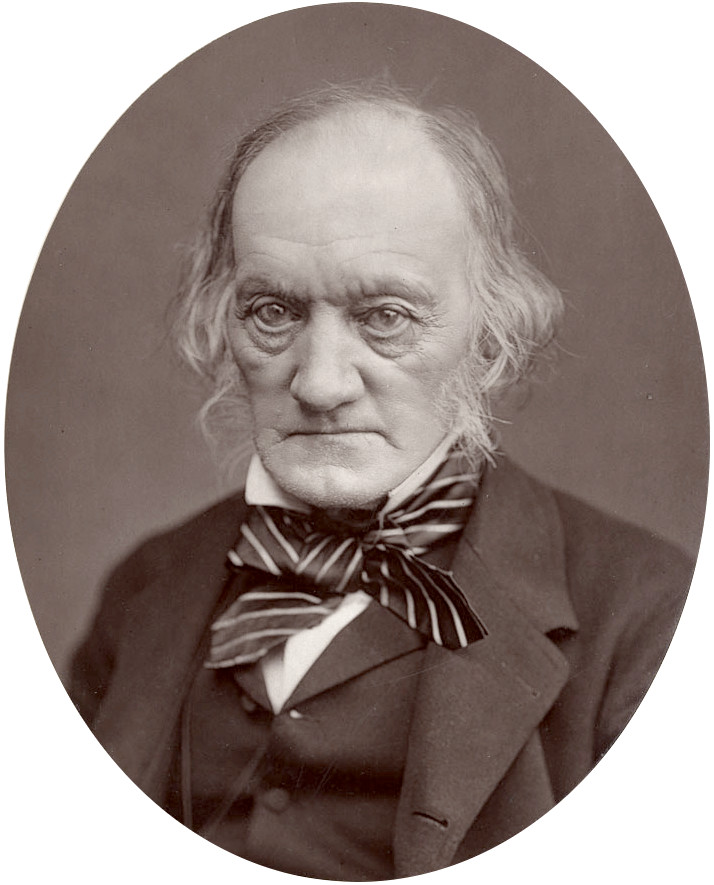 British scientist Sir Richard Owen.