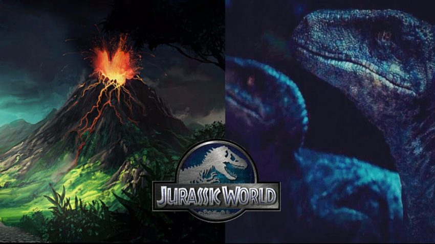 Some Fan Theories on Jurassic World: Fallen Kingdom