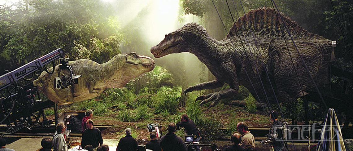Dinosaurs make for great suspense films, but don't rely on their science.