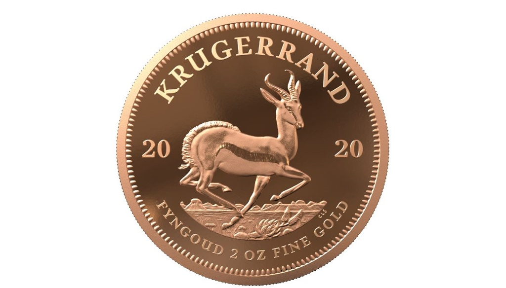 The design of the Krugerrand, featuring the bust of President Paul Kruger on the obverse and a prancing springbok on the reverse, has remained unchanged over the last 50 years.