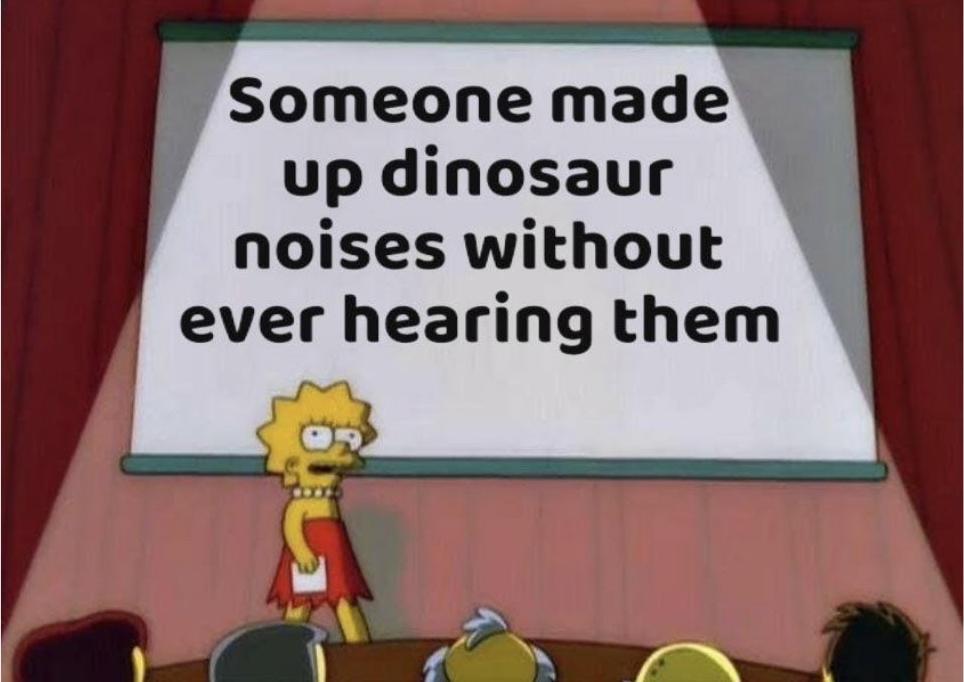 This Lisa Simpson Meme Will Ruin Jurassic Park Forever ...