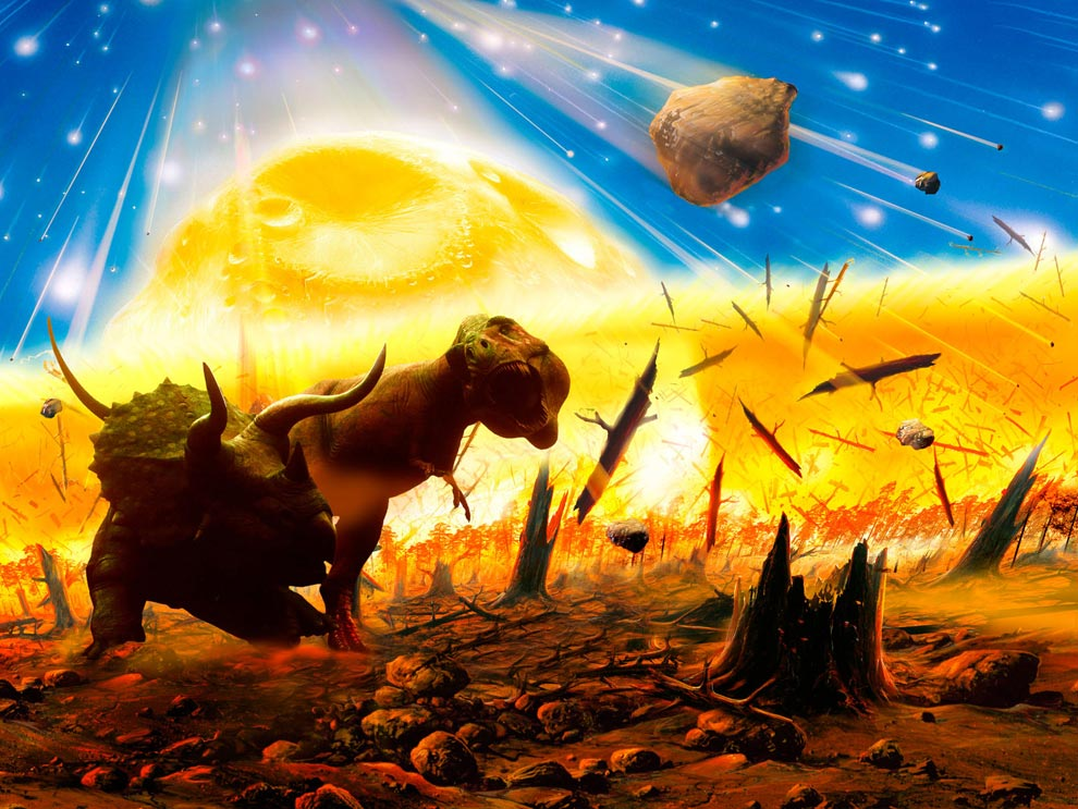 Information and Facts About Mass Extinctions -  National Geographic