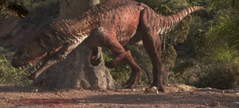 Torvosaurus - Discovery Channel
