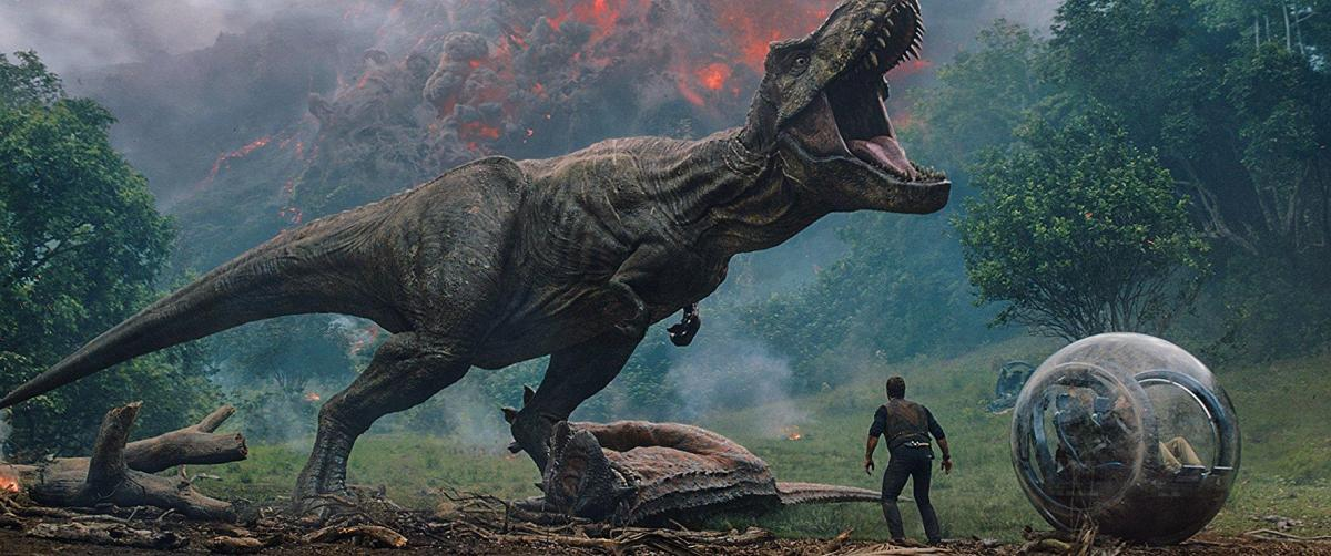 Jurassic World: Fallen Kingdom is just another Jurassic Park sequel that shouldn't be made. Credit: Universal