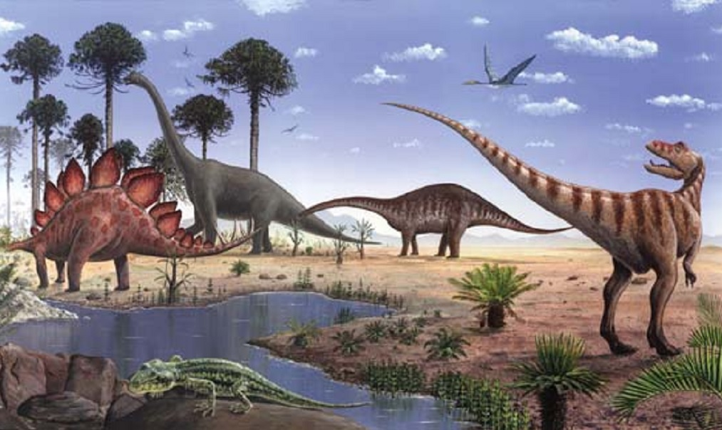 The Mesozoic Era: When Dinosaurs Ruled the Earth